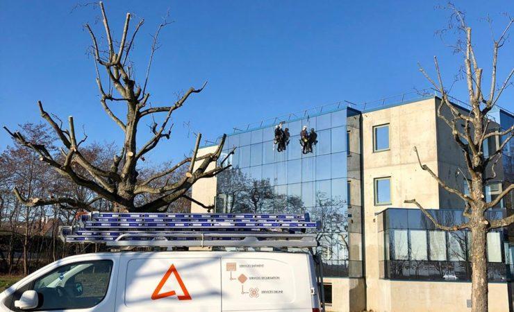 Réhabilitation de bâtiment industriel à Ingersheim
